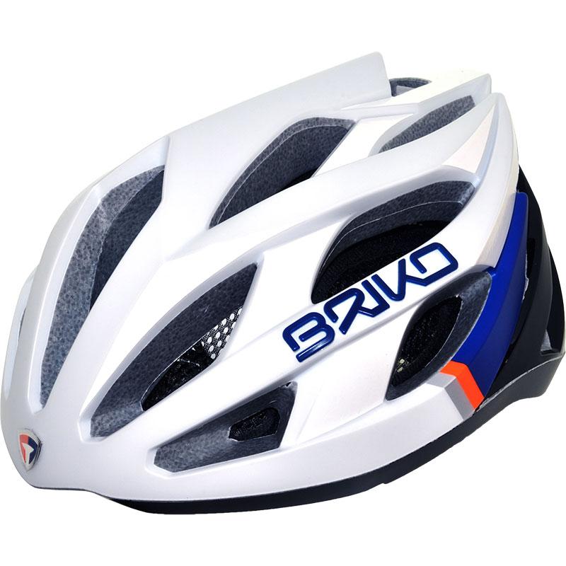 【現品特価】ブリコ フオーコ マットホワイト ヘルメット
