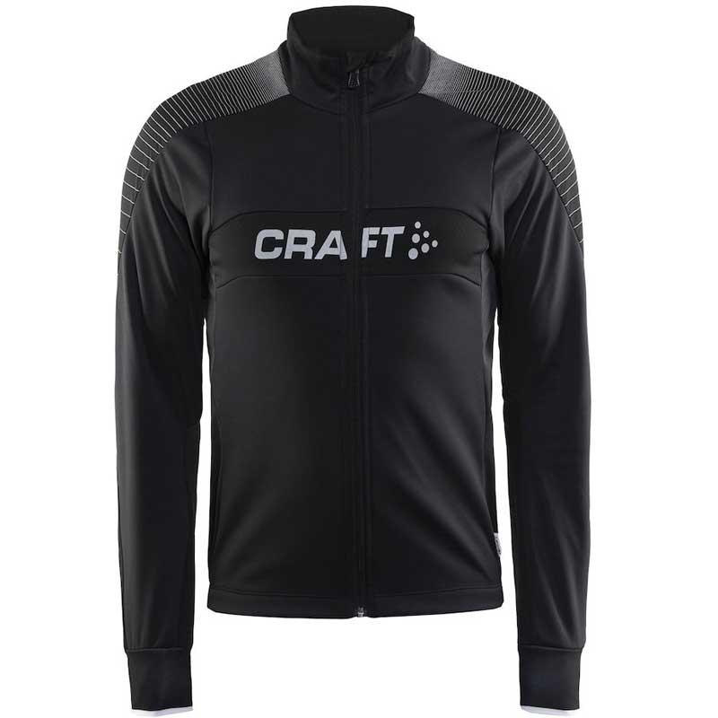 クラフト グランフォンドジャケット ブラック/ホワイト