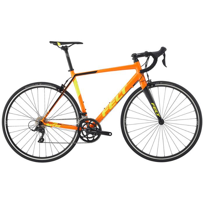【代引不可】17フェルト FR50 マットオレンジ