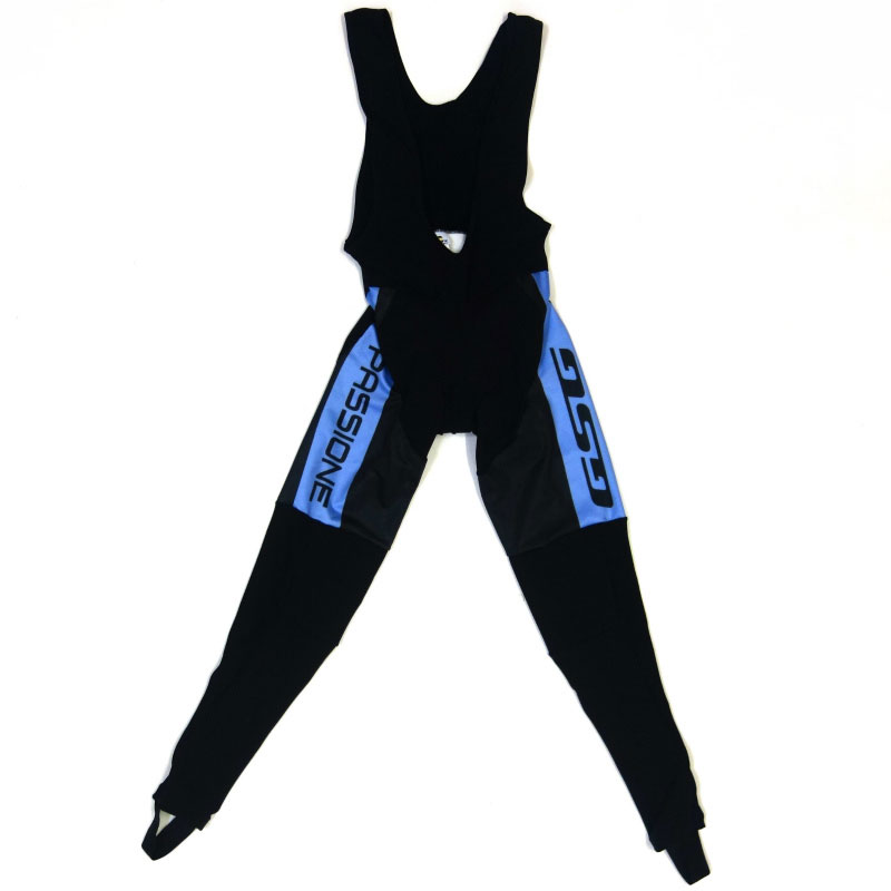 【現品特価】GSG G7 Passione Bibtights Blue/Black