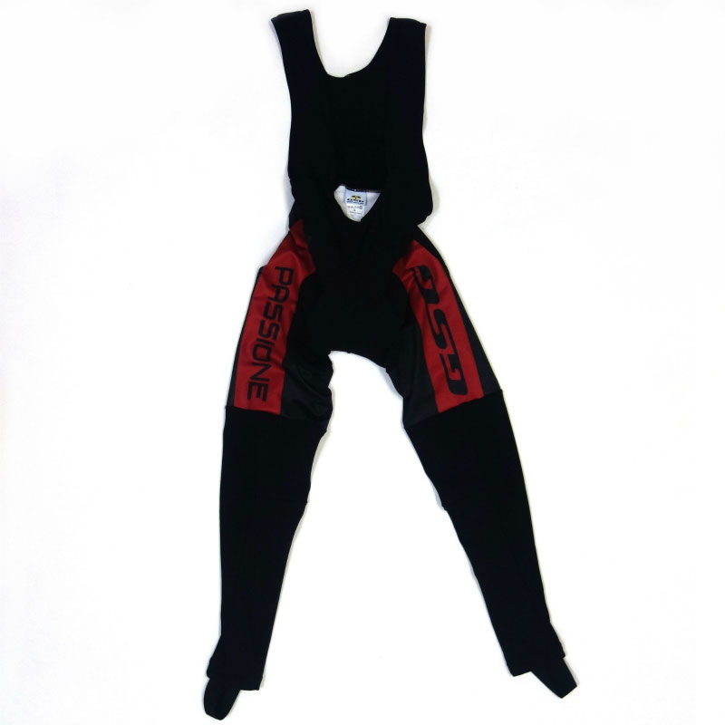 GSG G7 Passione Bibtights Black/Red