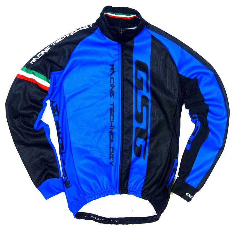 【現品特価】GSG Mezzaluna Jacket Blue/Black