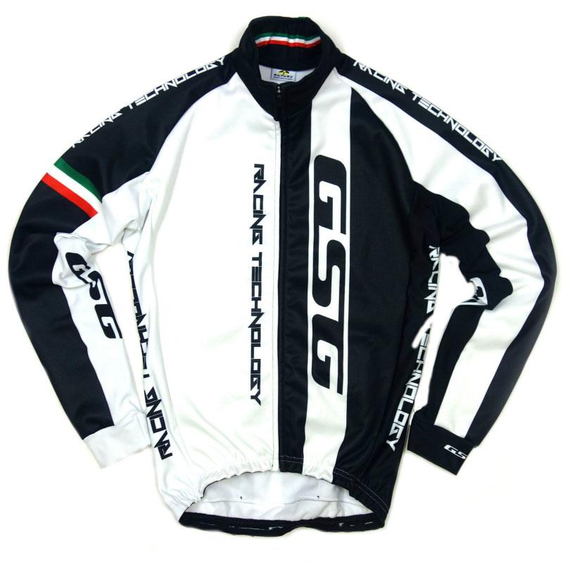 【現品特価】GSG Mezzaluna Jacket White/Black
