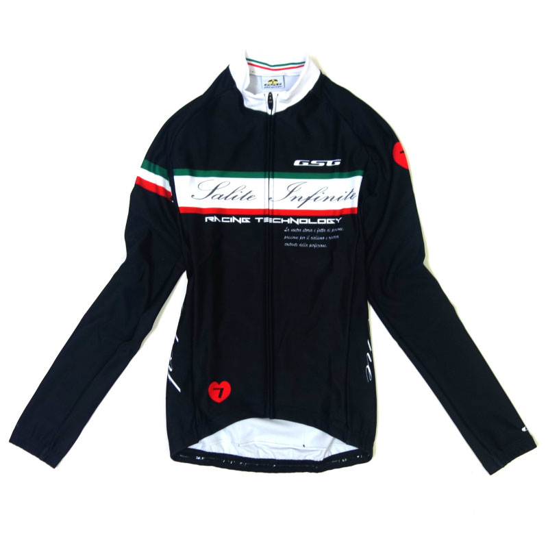 【現品特価】GSG Salite Infinite Lady LS Jersey Black