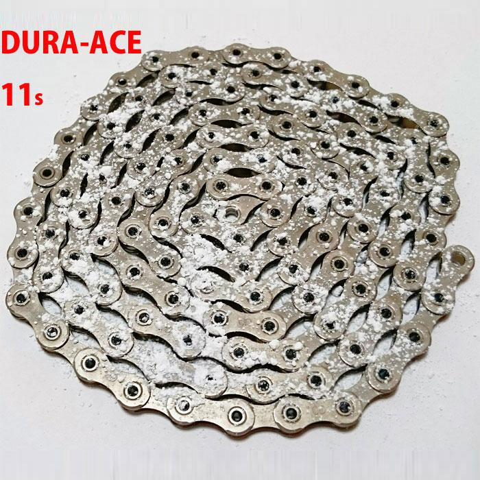 SACRA SLFチェーン ロード シマノ11段用(DURA-ACE) クイックリンク仕様