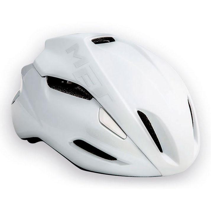 メット マンタ HES ホワイト ヘルメット