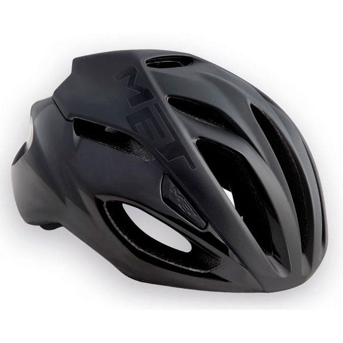 メット リヴァーレ HES ブラック ヘルメット