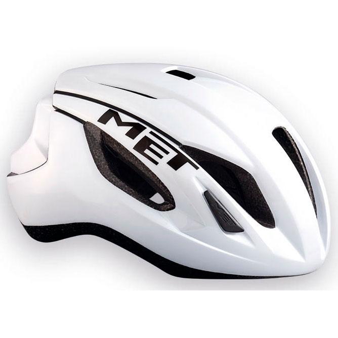 メット ストラーレ ホワイト ヘルメット