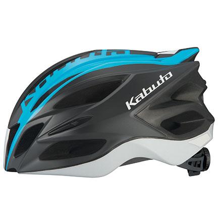 OGKカブト トランフィ マットアイコンブルー ヘルメット