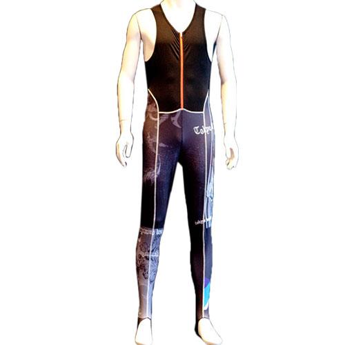 【現品特価】パンダーニ MMA Ver.3 ロングパンツ パッド無し ブラック