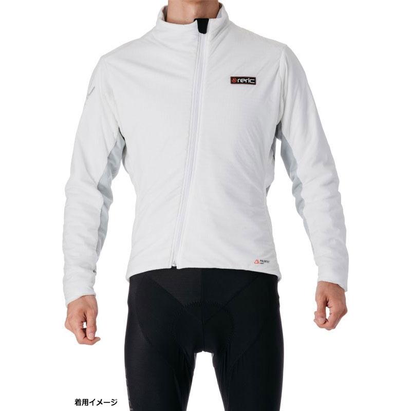レリック Phobosインサレーションハイジャケット ホワイト