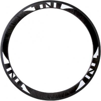 ★TNI カーボンリム 700C/ROAD 50mm【自転車】【ロードレーサーパーツ】