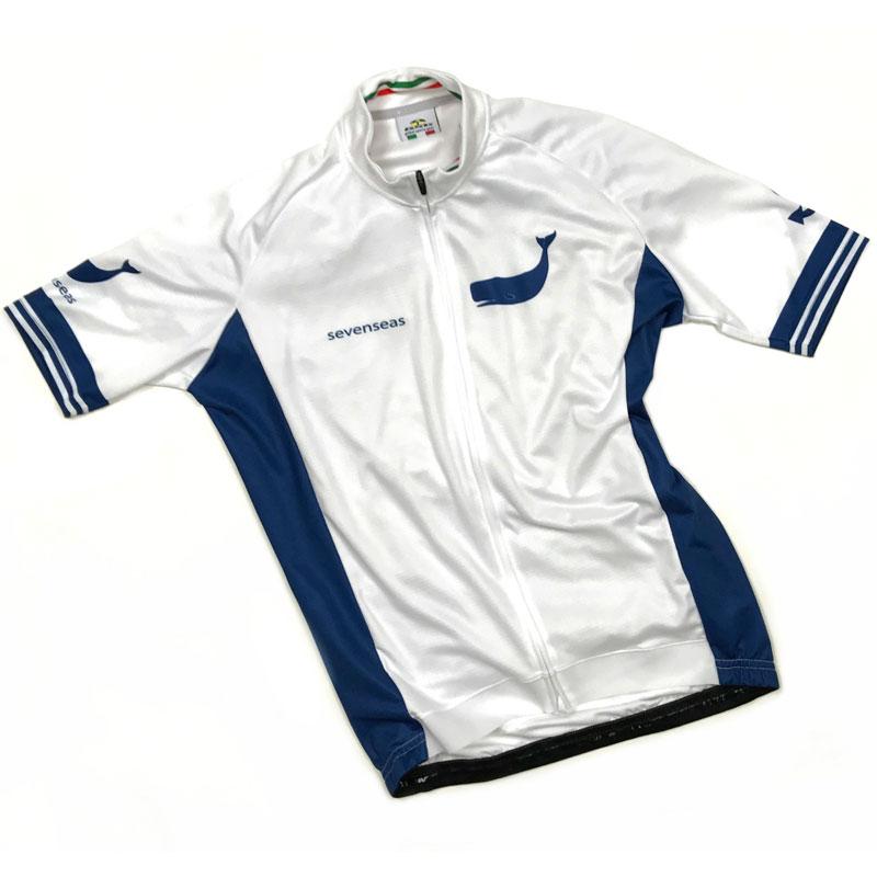 セブンイタリア Sevenseas Jersey ホワイト
