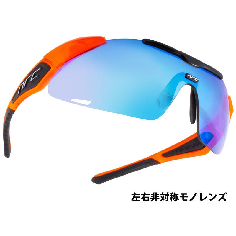 【SALE】NRC XY サクロモンテ ブルー2 アイウェア
