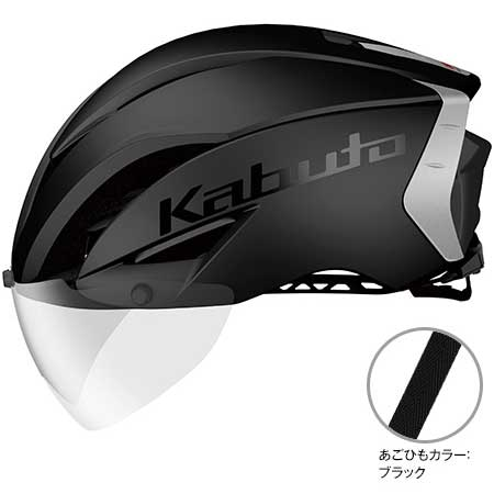 OGKカブト エアロ-R1(AERO-R1) マットブラック ヘルメット