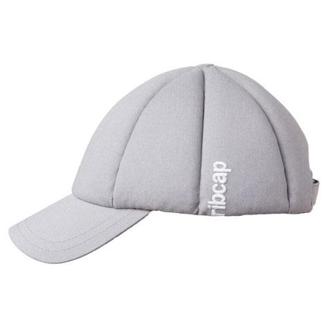 リブキャップ Baseball Cap プラチナ カジュアルヘルメット