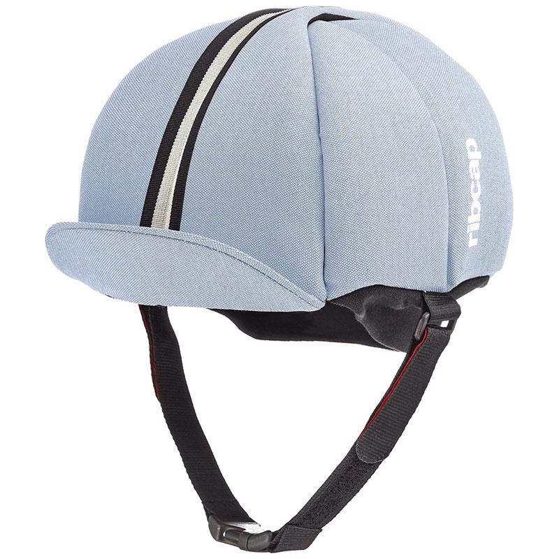 リブキャップ Hardy アジュール カジュアルヘルメット