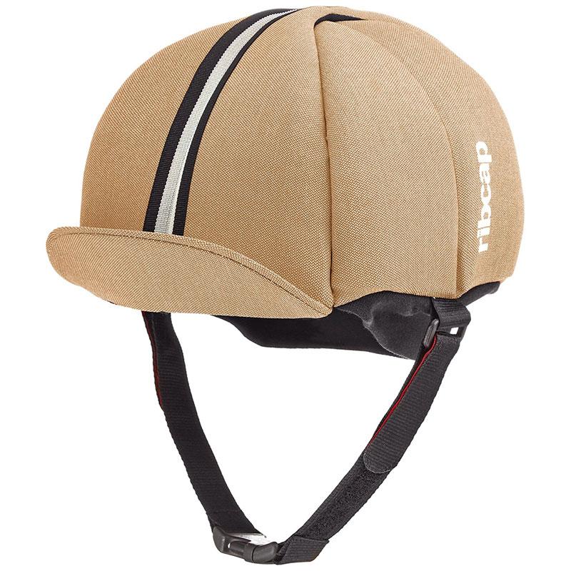 リブキャップ Hardy サンド カジュアルヘルメット
