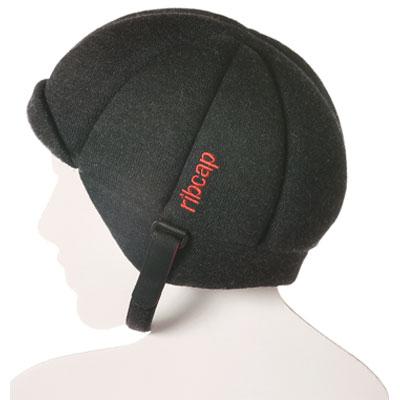 リブキャップ Jackson ブラック(アンスラサイト) カジュアルヘルメット
