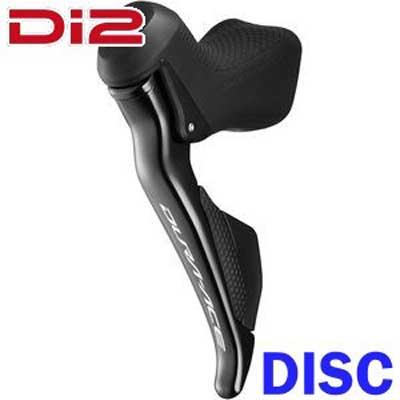 シマノ デュラエース ST-R9170 左レバーのみ ハイドローリック /ケーブル・ホース・オイルは別売です。 E-tubeポートX2 ディスクブレーキ仕様