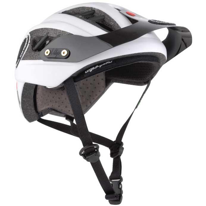【特急】アージュ All M マットホワイト ヘルメット