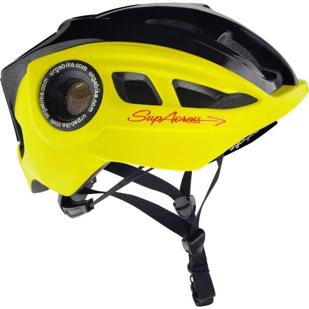 【現品特価】アージュ SupAcross(スパクロス) イエロー ヘルメット