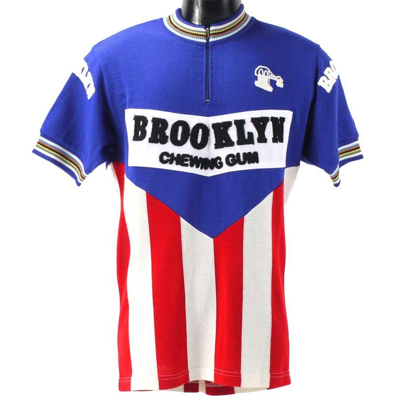 Vintage Velo Classics Brooklyn ジャージ