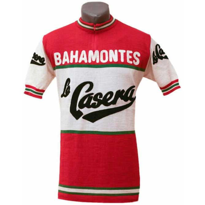 Vintage Velo Classics La Casera Bahamontes ジャージ