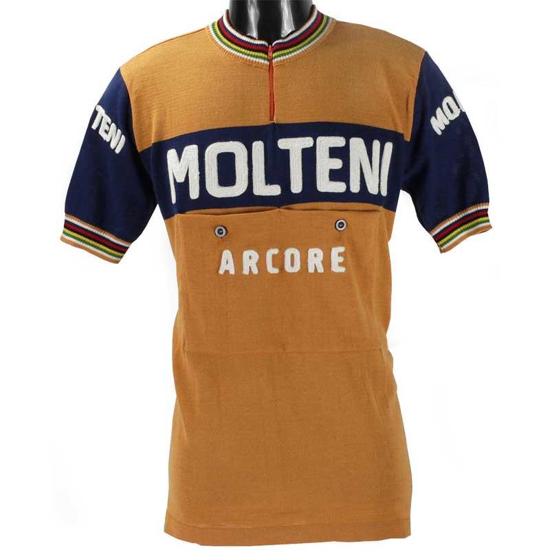 Vintage Velo Classics 71 Molteni ジャージ