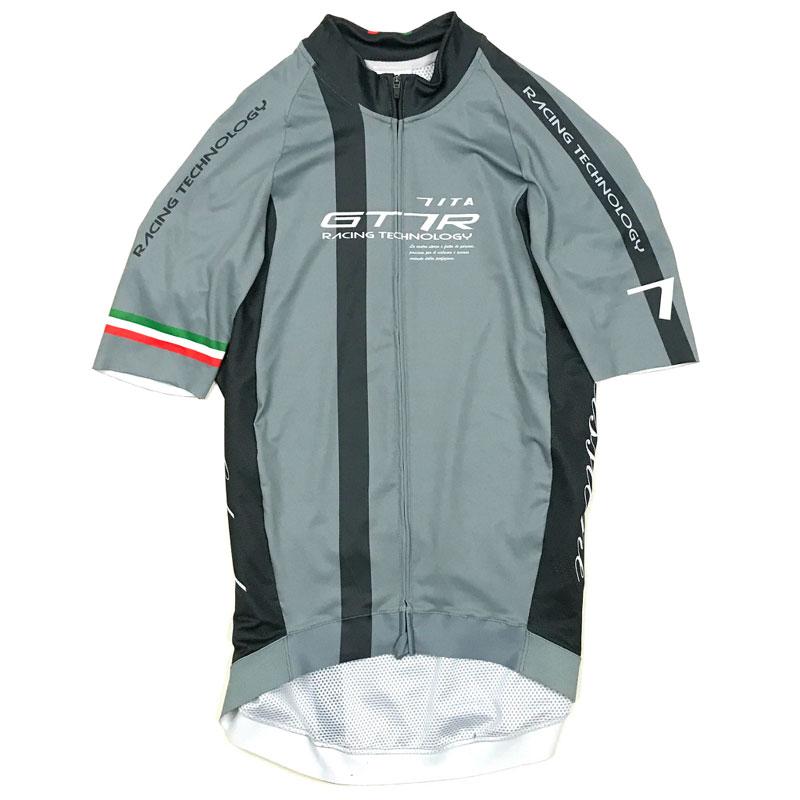 セブンイタリア GT-7RR Jersey グレー/ブラック