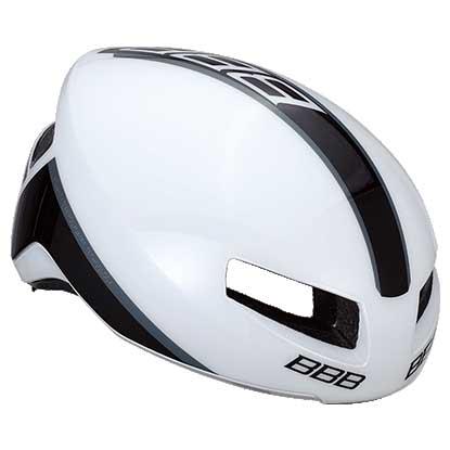 BBB ティトノス V2 BHE-08 グロッシーホワイト ヘルメット