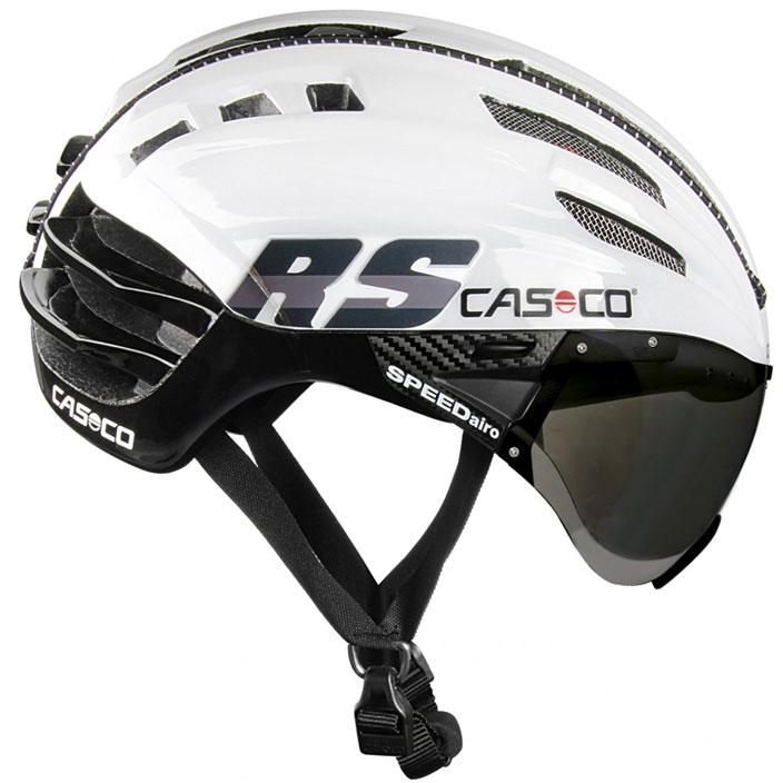 カスコ SPEEDairo RS バイザー付き ホワイト/ブラック ヘルメット