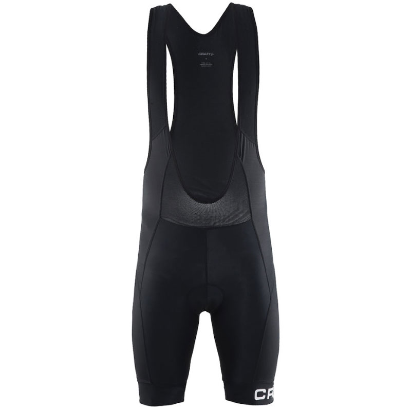 クラフト Reel Bib Shorts Black