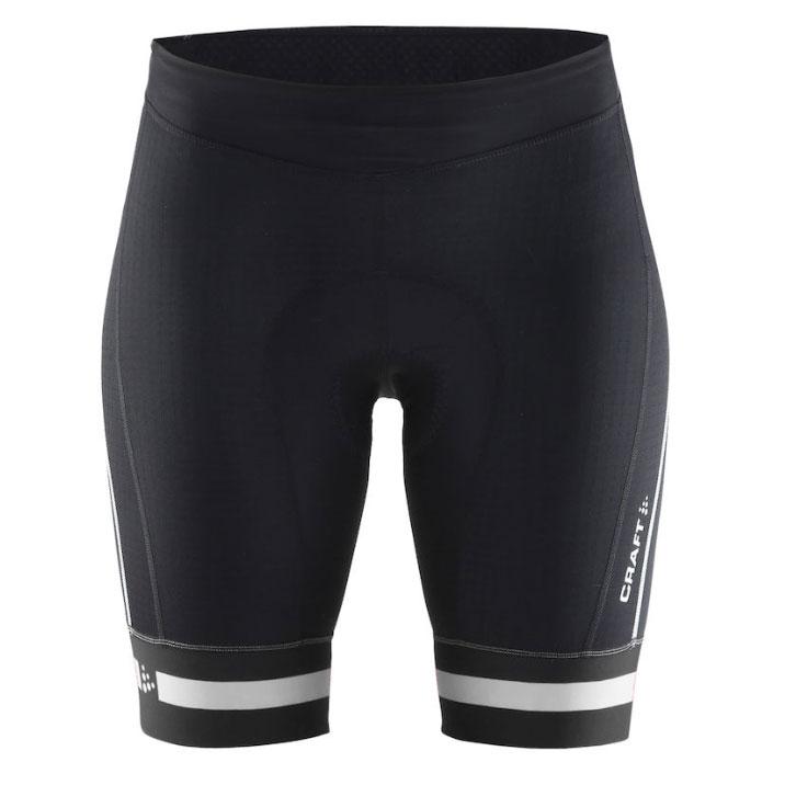 クラフト Belle Solo Shorts W レディース Black/White