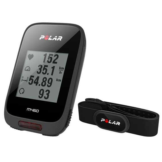 ポラール M460HR GPS 心拍計 センサー付 Bluetooth対応