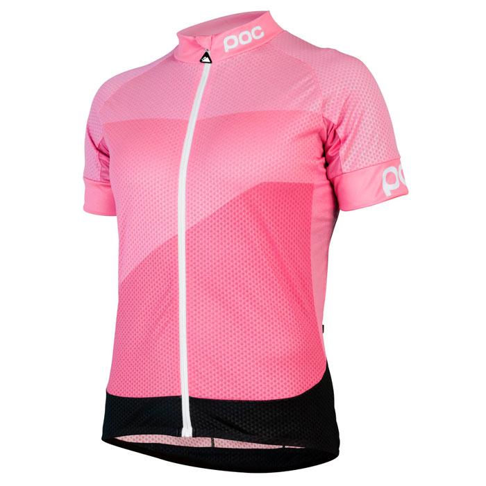 POC Fondo Gradient WO Light Jersey Theor Multi Pink レディース