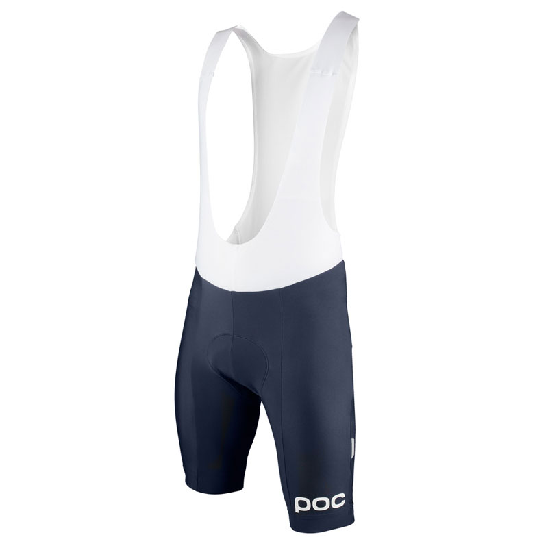 POC Fondo Bib Shorts Navy Black