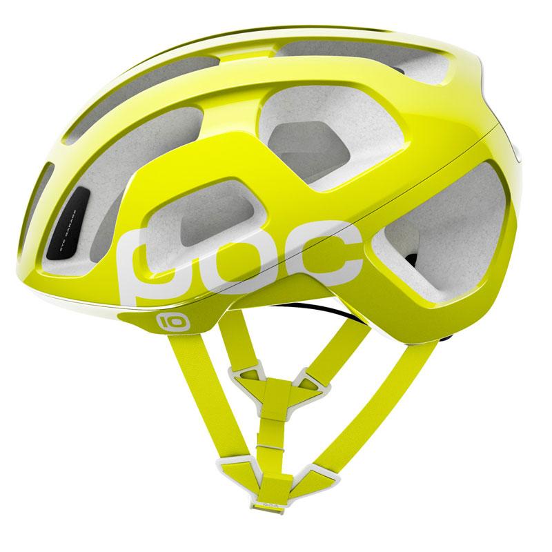POC Octal(オクタル) Unobtanium Yellow ヘルメット