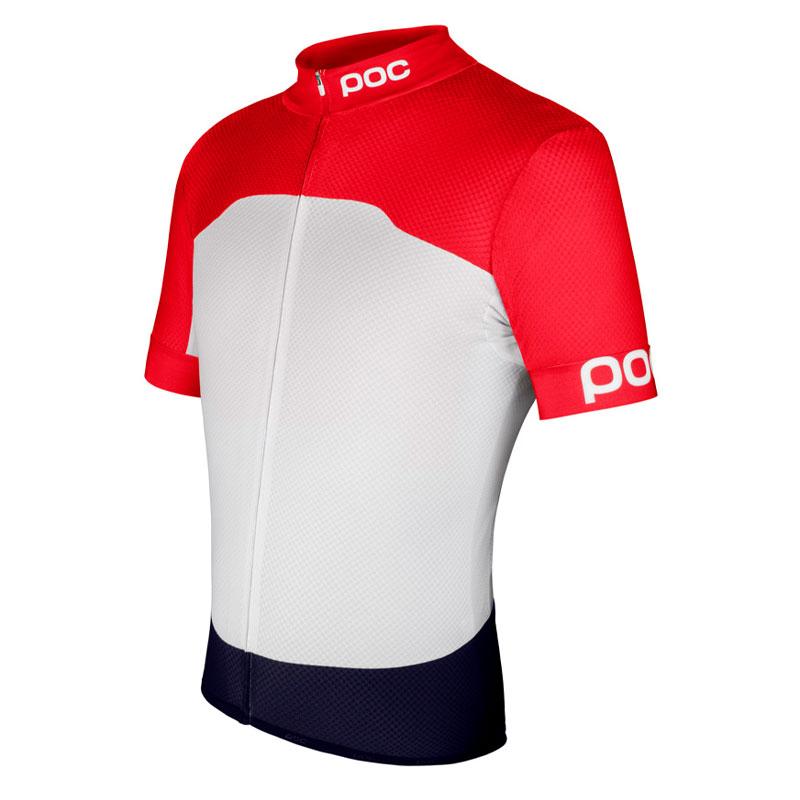 POC Raceday Climber Jersey(レースデイ クライマー ジャージ) Bohrium Red