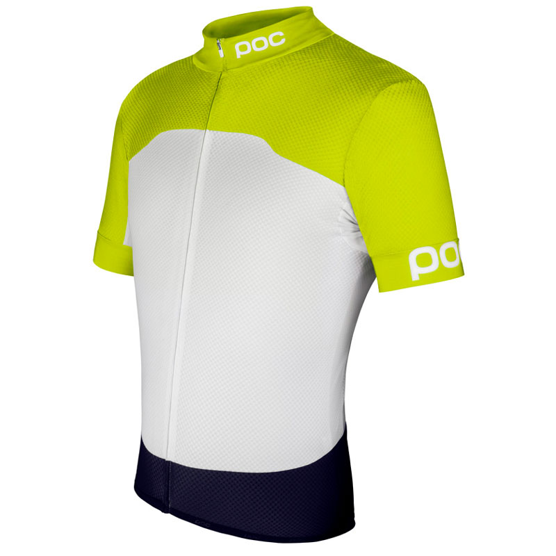 POC Raceday Climber Jersey(レースデイ クライマー ジャージ) Unobtanium Yellow