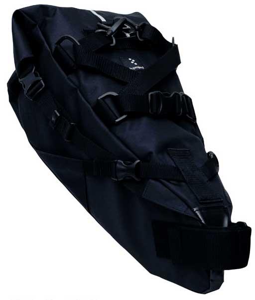リンプロジェクト 【1050】 トラベルサドルバッグ ブラック