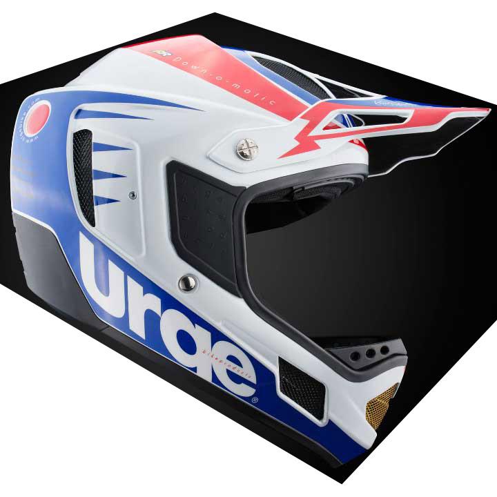 アージュ Down-O-Matic RR(ダウン オ マティック RR) トリコロール ヘルメット