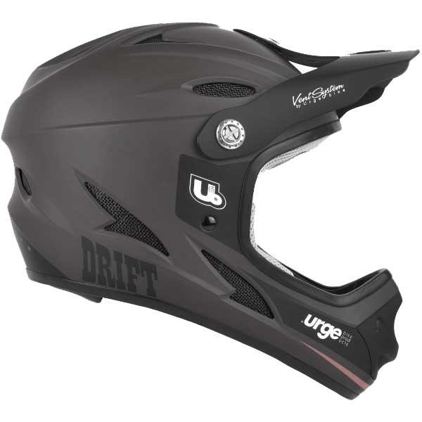 アージュ DRIFT(ドリフト) ブラック ヘルメット