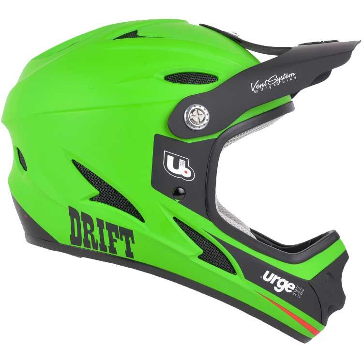 アージュ DRIFT(ドリフト) グリーン ヘルメット