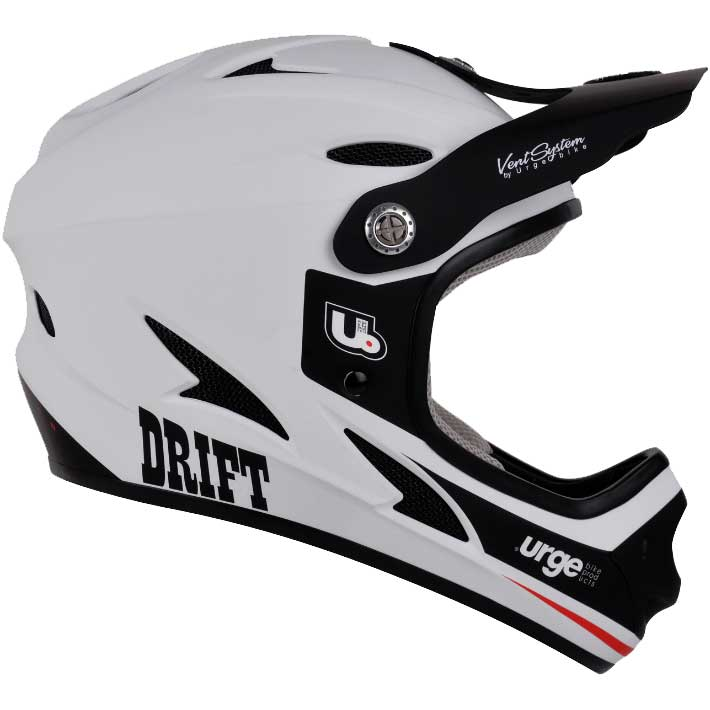 アージュ DRIFT(ドリフト) ホワイト ヘルメット