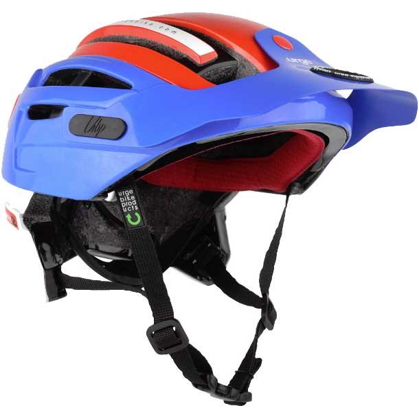 アージュ Endur-o-Matic 2(エンデューロマティック 2) トリコロール MIPS採用 ヘルメット