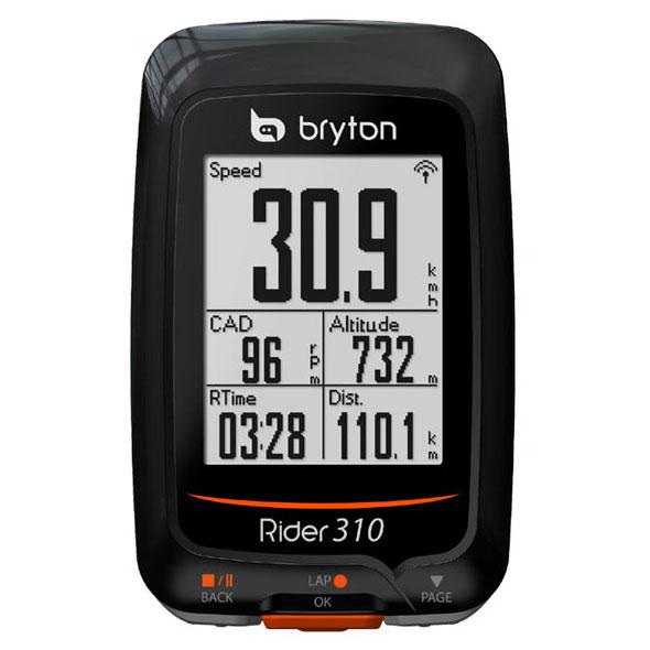 【あす楽】ブライトン Rider310E (本体のみ) GPS