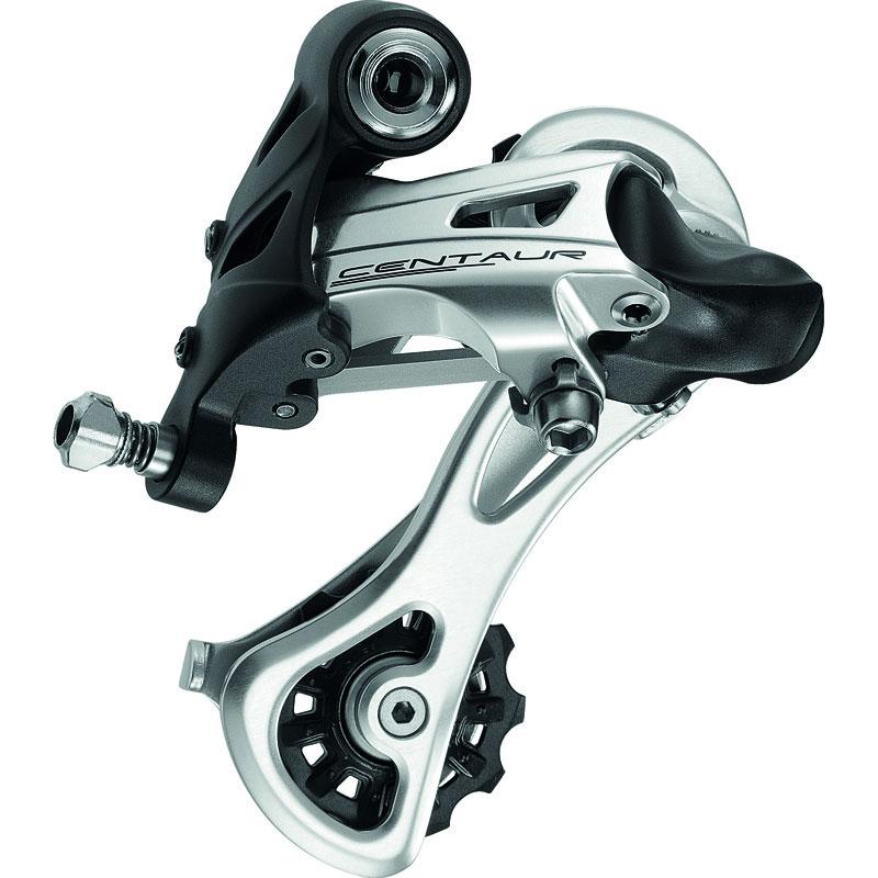 カンパニョーロ CENTAUR 11S ミディアム シルバー リアディレイラー【自転車】【ロードレーサーパーツ】