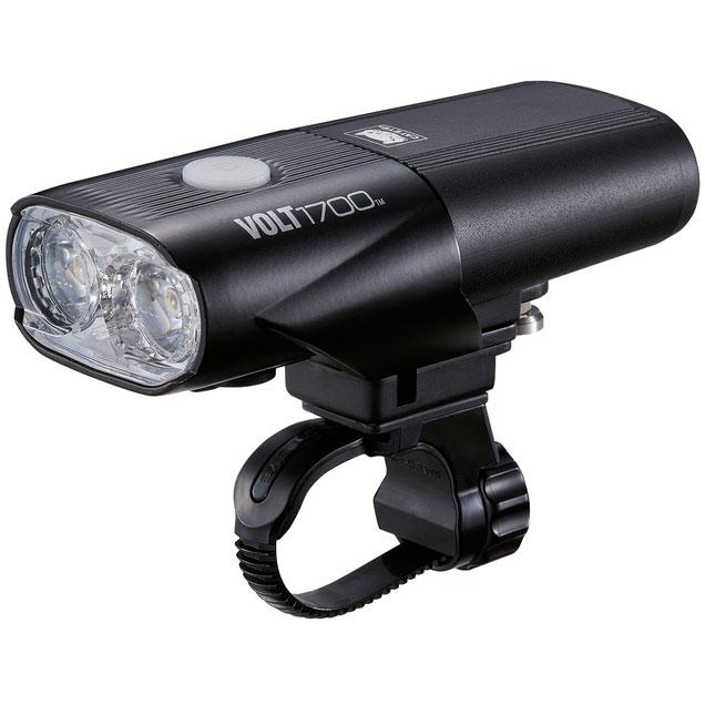 【あす楽】キャットアイ ボルト1700(HL-EL1020RC) ヘッドライト USB充電