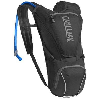 キャメルバック ローグ ブラック/グラファイト ハイドレーションバッグ